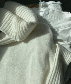 Winter White Jeans for an Uplift - Northern California Style