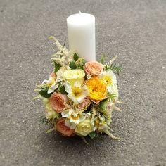 ᵂᴱᴸᶜᴼᴹᴱ ᴸᴵᵀᵀᴸᴱ ᴾᴿᴵᴺᶜᴱˢˢ👼🏻💛🧡  #bloomeria #welcometotheworldofflowers Little Princess, Pillar Candles, Welcome, Diy Crafts, Instagram, Homemade, Crafts, Diy Projects, Taper Candles