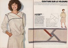 Mes 100 Idées: La marinière et sa jupe