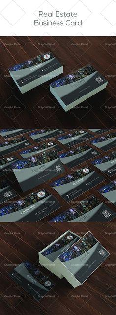 Real Estate Business Card Real Estate Business Cards