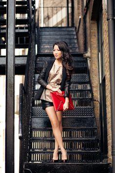 London Love :: My-wardrobe shoot