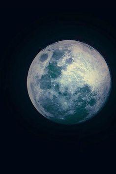 It isn't only moon..