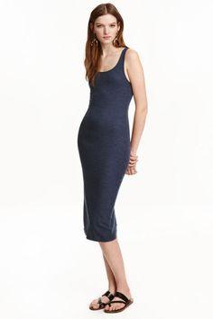 Ribbed dress | H&M