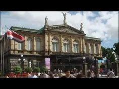 Himno Nacional de Costa Rica [con letra] - YouTube