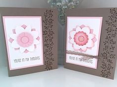 Flash Card Now or Wow by Connie Stewart - video tutorial at www.SimplySimpleStamping.com