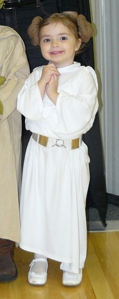 Little princess leia costume #starwars
