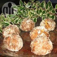 Shuku Shuku (gâteaux à la noix de coco, Nigeria)