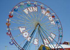 Ferris Wheel at Fun Spot #Orlando #Attractions #Rides