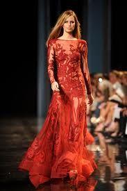 Elie Saab - gorgeous color.
