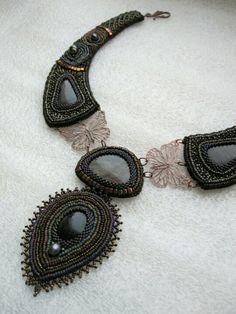 Bead Embroidery by Alina Limonova