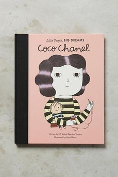 Slide View: 1: Little People, Big Dreams: Coco Chanel