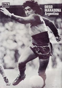 Boca Juniors - 1981 - Maradona