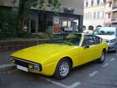 Classic European Cars, French Classic, Classic Cars, Matra Simca Bagheera, Psa Peugeot Citroen, Automobile, Cabriolet, Top Cars, Car Engine
