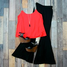 Shop this Aztec Strap Top in Red for just $26! Free Shipping Always!