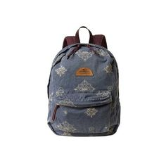 7cdbde995c Women s O Neill Beachblazer Backpack ( 46) ❤ liked on Polyvore featuring  bags