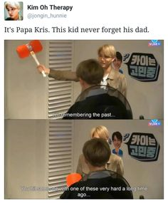 Kai bringing up something from EXO First Box was feels no EXO-L was ready for-.-