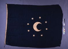 TSLAC First Florida Special Battalion. This flag belonged to the