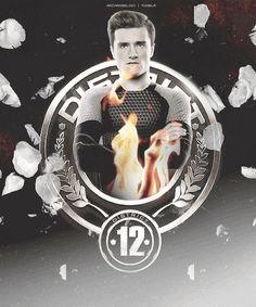Hunger Games / Catching Fire / Peeta / District 12