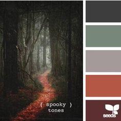 Design Seeds {autumn color}   Book Preview