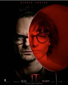 Two Movies, Movie Tv, Poster It, It Movie 2017 Cast, Bill Hader, Pennywise The Dancing Clown, Jake Sim, Crime, About Time Movie