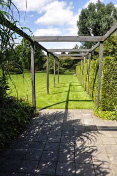 Garden Inspiration: Mien Ruys, Thinking Outside the Boxwood