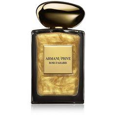 Giorgio Armani Beauty L'or du Desert (EDP, 100ml) ($335) ❤ liked on Polyvore featuring beauty products, fragrance, perfume, beauty, makeup, cosmetics, eau de perfume, perfume fragrances, edp perfume and eau de parfum perfume