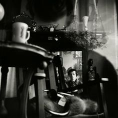 Vivian Maier, self-portrait, Howard Greenberg Gallery