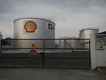 Shell began drilling for oil in Africa during the 1950s. Shell began production in Nigeria in 1958. Shell operates in the upstream oil sector in Algeria, Cameroon, Egypt, Gabon where is the giant Rabi-Kounga oil field, Ghana, Libya, Morocco, Nigeria, South Africa and Tunisia; and in the downstream sector in 16 other countries
