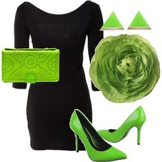 ST. Patrick Day Outfit Idea