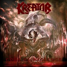 KREATOR - reveal cover art and details! - Nuclear Blast