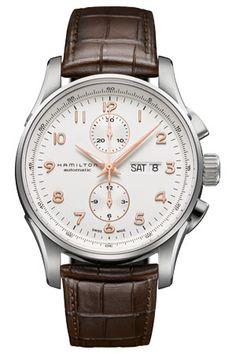 H32766513 - Authorized Hamilton watch dealer - Mens Hamilton Jazzmaster Maestro, Hamilton watch, Hamilton watches