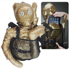 Star Wars C-3PO Back Buddy #maythefourth #starwarsday #swd