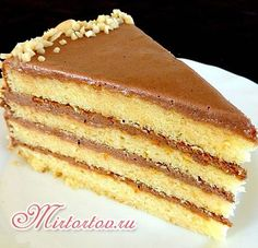 Торт Маша рецепт с фото