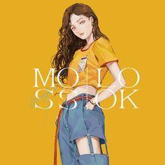 ——MOSS LOOK——02