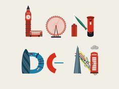 Quer ir pra Londres? Esse vídeo super lindo mostra como seria o dia perfeito na cidade » MONSTERBOX   caixa de monstros