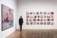 Philip Guston Artist Paintings Schirn Kunsthalle Frankfurt Germany