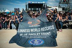 World record count at Deni Ute Muster Australia