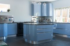 TESS Kitchen by Scavolini, purchased from Stoneworld Kitchens in Thame, and now looking stunning in a happy customer's home!!