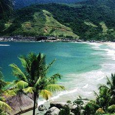 The beautiful sun-kissed  Brazilian coast is more than just Rio de Janeiro. Ilhabela/São Paulo - Brazil