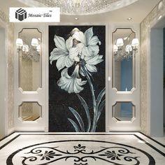 Incredible Mosaic Design (idea for foyer floor)