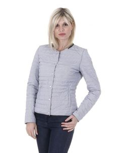 Armani Jeans ladies jacket C5B06 NB A5: Armani Jeans ladies jacket C5B06 NB A5 Light Blue 42 EUR - 6 US