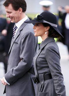 HRH Princess Marie of Denmark