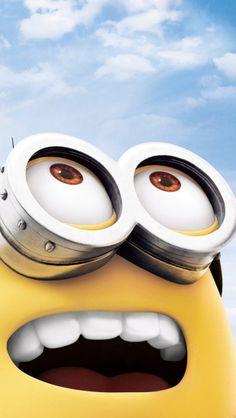 Despicable Me 2 Glasses - The iPhone Wallpapers