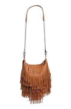 Steve Madden Bmocha Fringe Crossbody Bag | Nordstrom