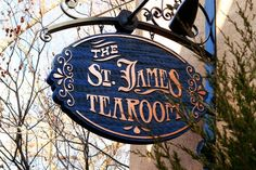 The St James Tea Room   Albuquerque, New Mexico