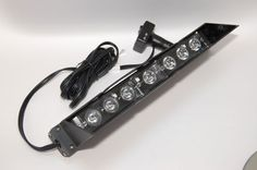 Police Lights, LED Light Bar, ET-7 Dash Light - Fire Light bars
