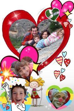 Que viva la familía y sus felices sonrisas !!!               lluïsa&rosó www.holoplace.net/info