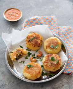 Recettes : l'Inde dans notre assiette | Croquettes de pommes de terre