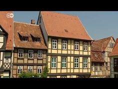 Stadt der Fachwerkhäuser – die Mittelalter-Metropole Quedlinburg!
