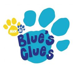 Nick Jr. Tv show Blue's Clues. Solve mysteries with your friends Steve and Blue,everyday here on blues clues.